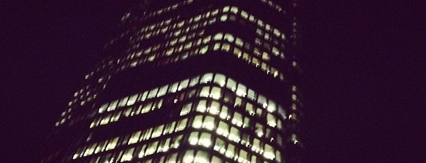 Tower 42 is one of On Sherlock footseps.