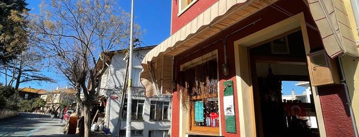 Ezop Cafe is one of Kahveci & Fırın & Çaycı.