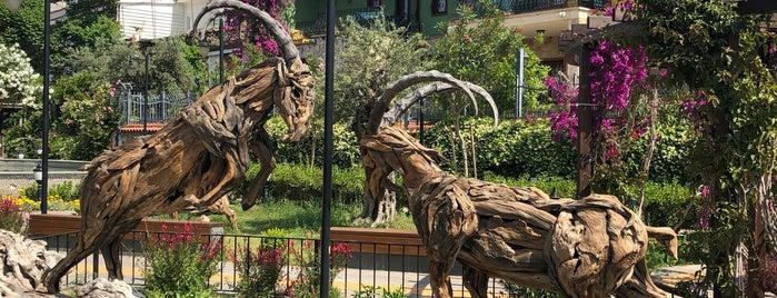 Kecili Park is one of Antalya.