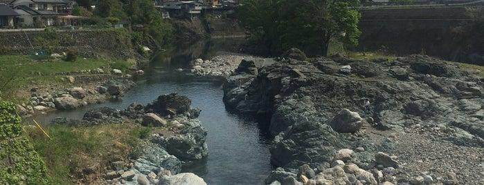 青岩公園 is one of ロケ場所など.