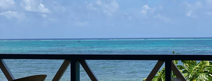 Kaibo restaurant . beach bar . marina is one of Grand Cayman Places to Try.