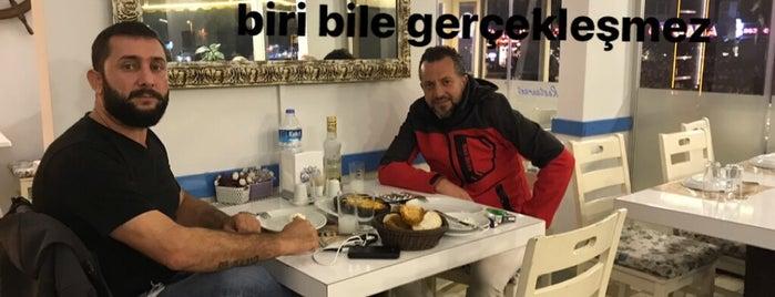 Cansın Balık is one of Yemek yakın.