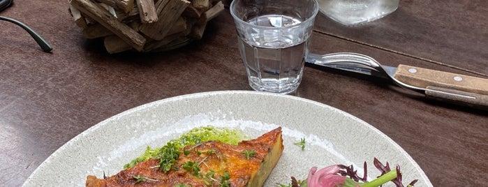 Juliette Café & Brasserie is one of Aarhus.