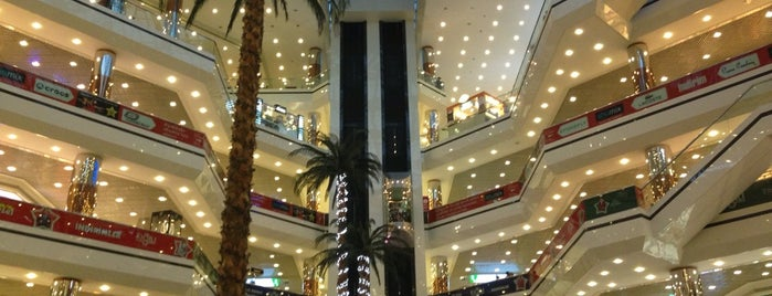 Cevahir is one of shoppingshoppingshoppingshopping ;).