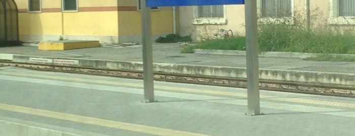 Stazione Verona Porta Vescovo is one of Giannicola 님이 좋아한 장소.