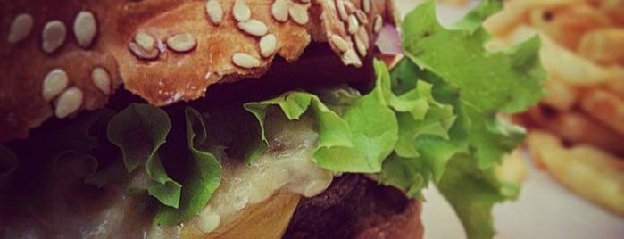 Burger Cuisine is one of Should Go! Gitmelisin..