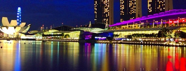 One Fullerton is one of Best of Singapore.