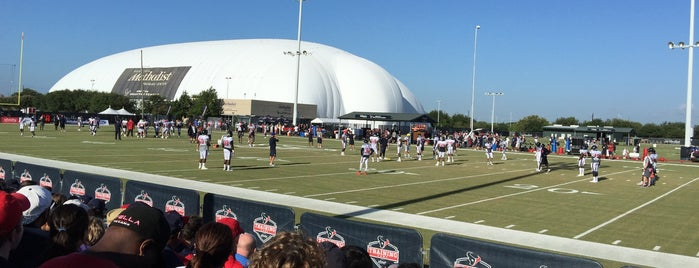 Texans Training Camp is one of 주변장소4.