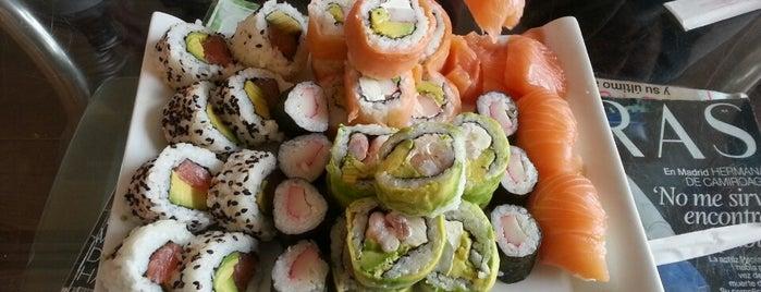 Majy Sushi is one of Recomendados para comer.