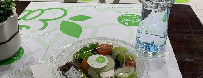 Eat Smart is one of Riyadh Café's & Restaurants.