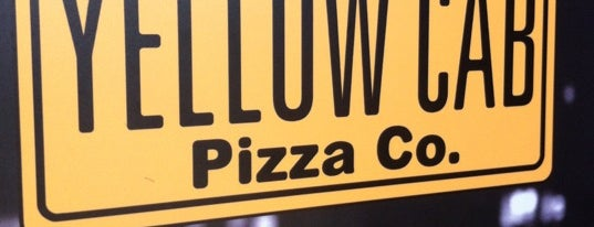 Yellow Cab Pizza Co. is one of Rainbow 님이 좋아한 장소.