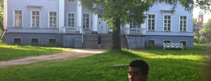 Музей-усадьба «Рождествено» is one of Питер.