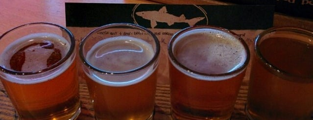 Dogfish Head Brewings & Eats is one of A State-by-State Guide to America's Top-Rated Bars.