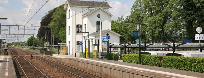 Station Horst-Sevenum is one of Limburg.