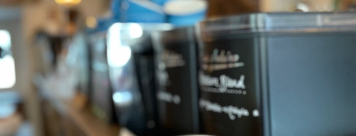 Jericho Coffee Traders is one of Oxford.