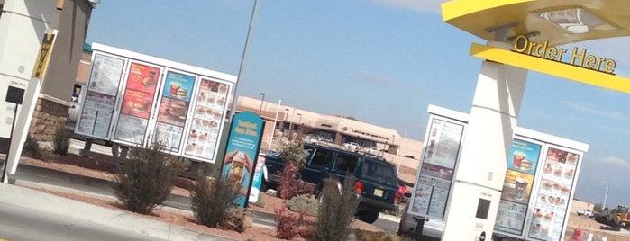 McDonald's is one of Orte, die Kirk gefallen.