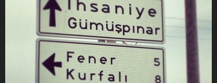 Kabakça Köyü is one of สถานที่ที่บันทึกไว้ของ Sevin.