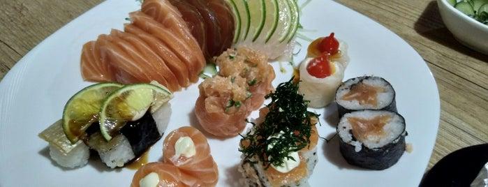 Novo Park Sushi is one of Comida II - Internacional.