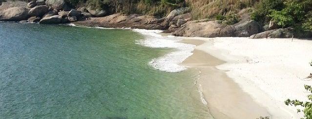 Praia Adão e Eva is one of Locais curtidos por Luiz Cláudio.