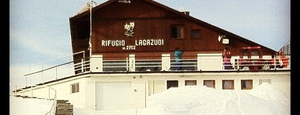Rifugio Lagazuoi is one of Lugares favoritos de Gianluca.