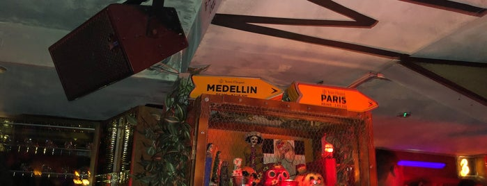 Le Medellín is one of PAR: Cocktails & Nightlife.
