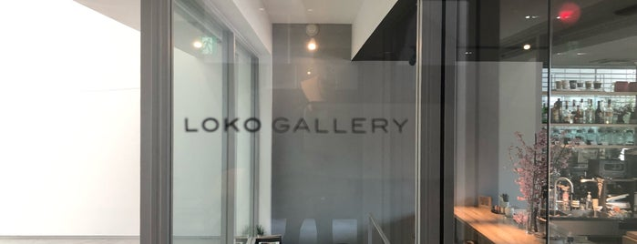 LOKO GALLERY is one of Peak Japan.