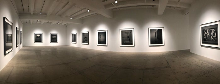 Pace Gallery is one of Photo galleries.