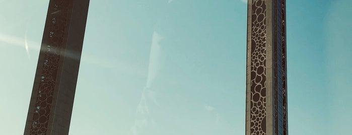 Dubai Frame is one of Hayo'nun Beğendiği Mekanlar.