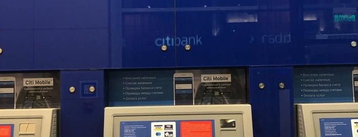 Citibank is one of Lugares favoritos de Draco.