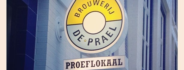 Proeflokaal de Prael is one of Amsterdam.