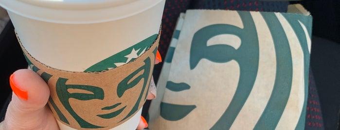Starbucks is one of Nate : понравившиеся места.