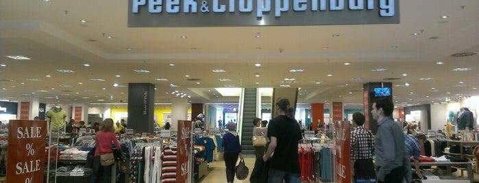 Peek & Cloppenburg is one of Krakow.