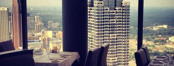 The Most Romantic Restaurants In Atlanta