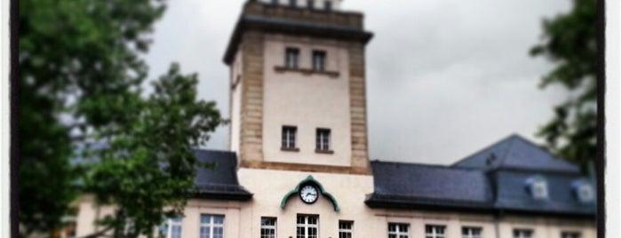 Jugendstilbad is one of Darmstadt - must visit.