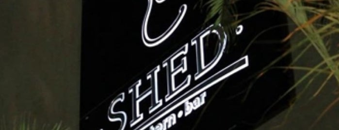 Shed Campinas is one of Thiago: сохраненные места.