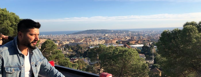 Monday Tibidabo is one of Kat's Liked Places.