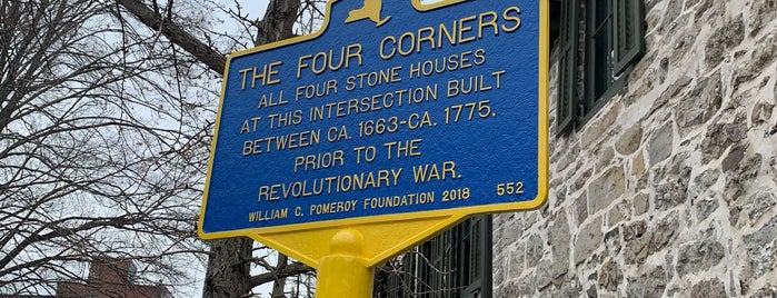 Four Corners is one of Hudson.