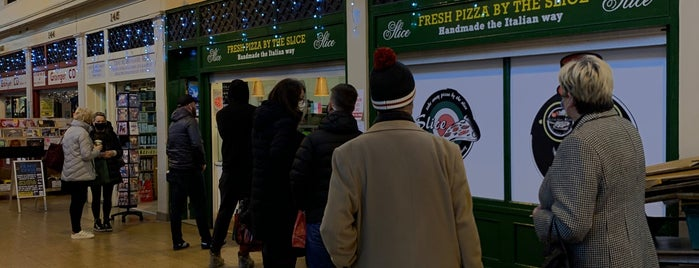 Fresh Pizza By The Slice is one of UK.