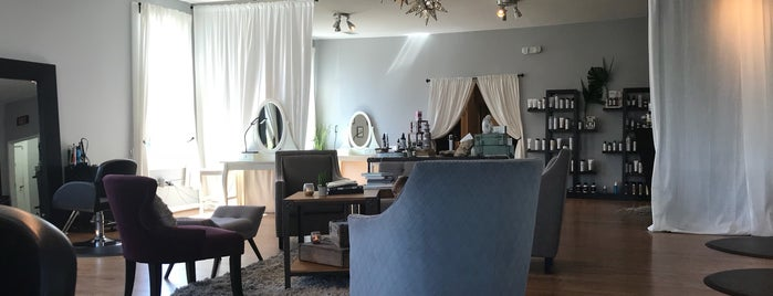 Let's Prep- an Alison Harper & Co Salon is one of Shopping around town.