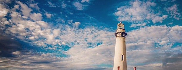 Pigeon Point Light Station is one of Lugares favoritos de Chris.