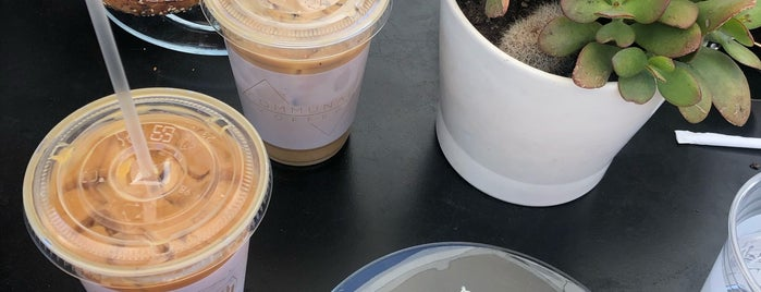 Communal Coffee is one of Tempat yang Disukai Jessica.