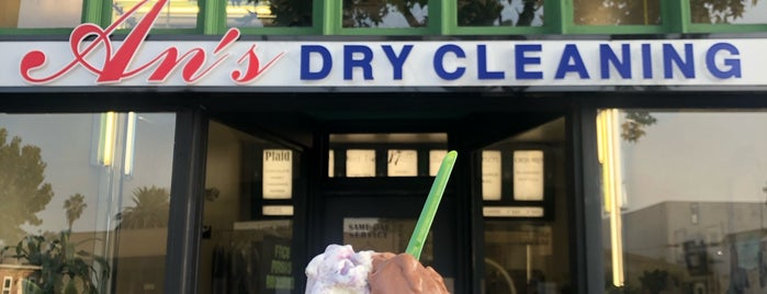An's Dry Cleaning Gelato is one of San Diego.