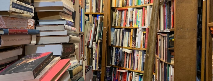The Abbey Bookshop is one of Vacances 2019.
