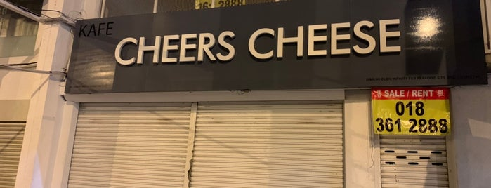 Cheers Cheese is one of Hang Out Coffee Spot.