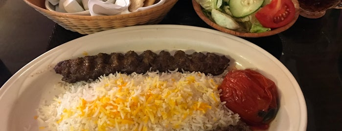 Persia House Of Kabob is one of Places to try.