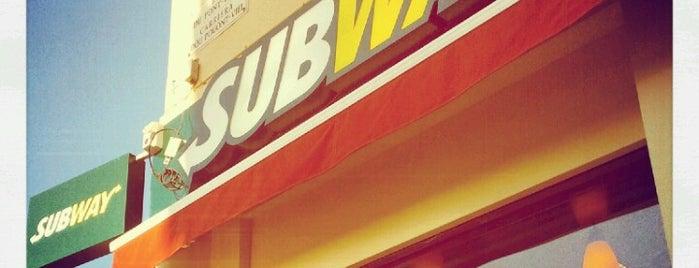 Subway is one of Strazburg-Nice-Marsilya.