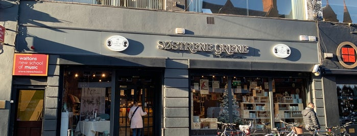 Søstrene Grene is one of IRELAND.