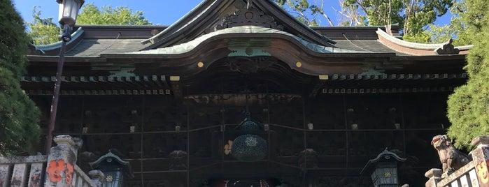 Niomon Gate is one of Lugares favoritos de MK.