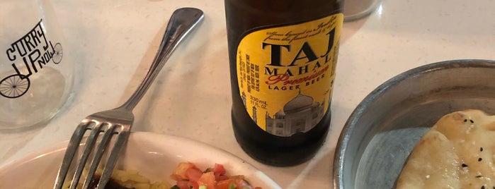 Curry Up Now is one of Locais salvos de Paresh.