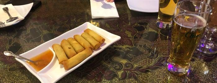 My Thai Cuisine is one of Oliviaさんの保存済みスポット.
